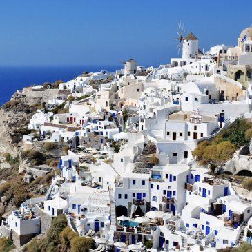 [Journey] Santorini เกาะสวรรค์สีขาว
